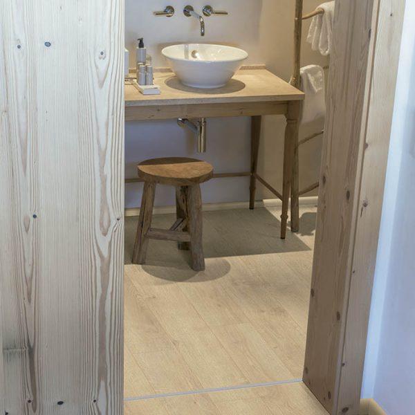 Suelo de PVC para baño