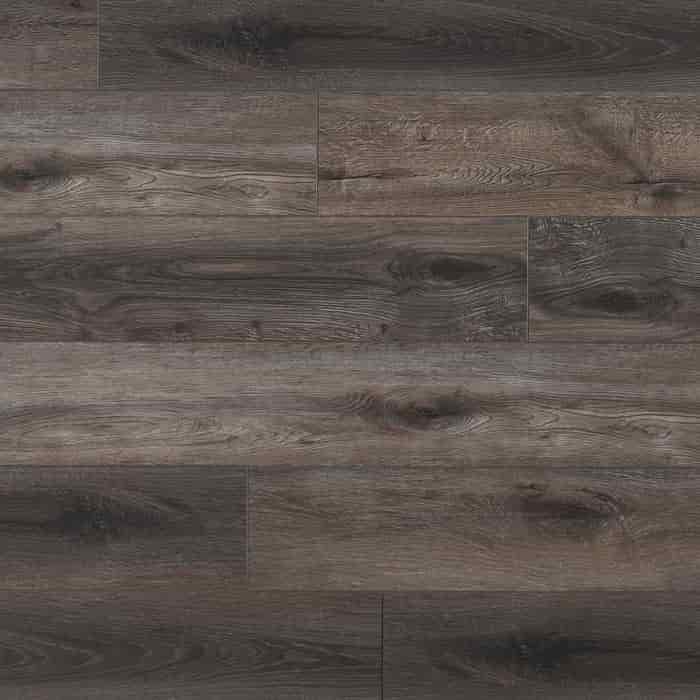 Diseño madera rústica oscura