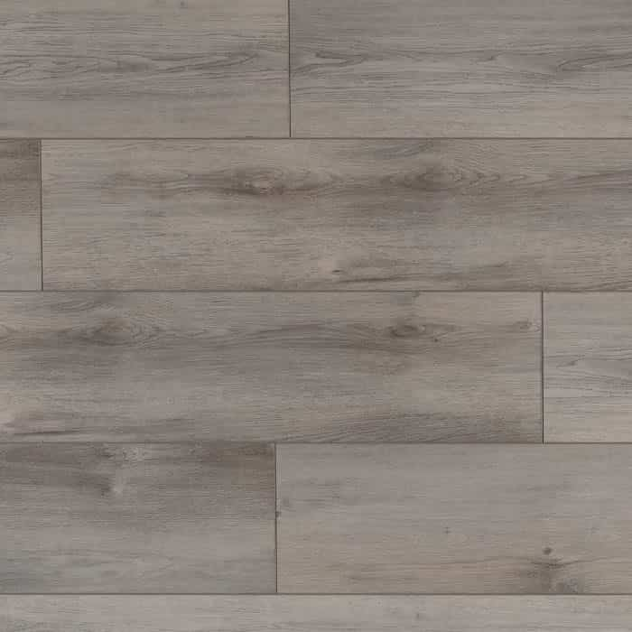 suelo vinilico imitación madera gris