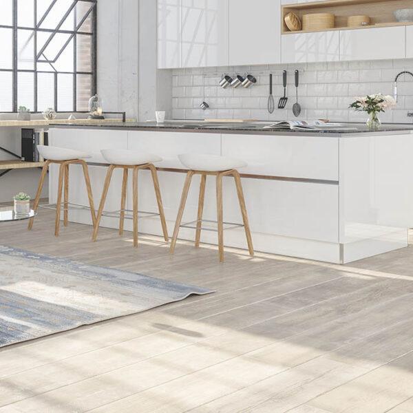 suelo vinilico para cocina