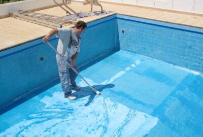 servicio pintado piscina