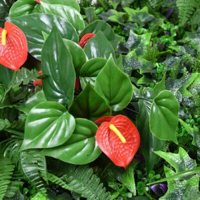 jardin vertical artificial de calidad