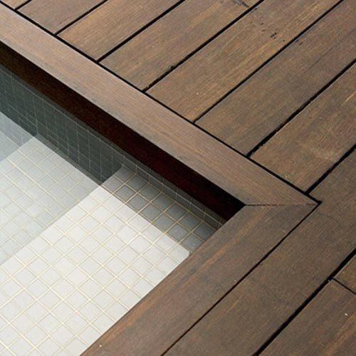 baldosas madera piscinas