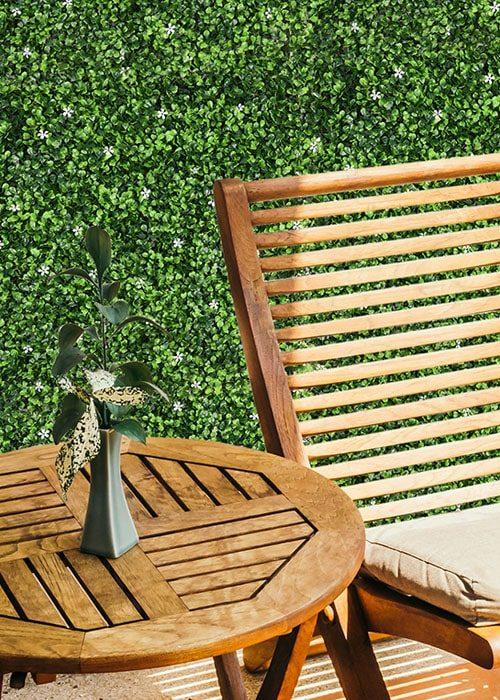 jardin vertical balcon