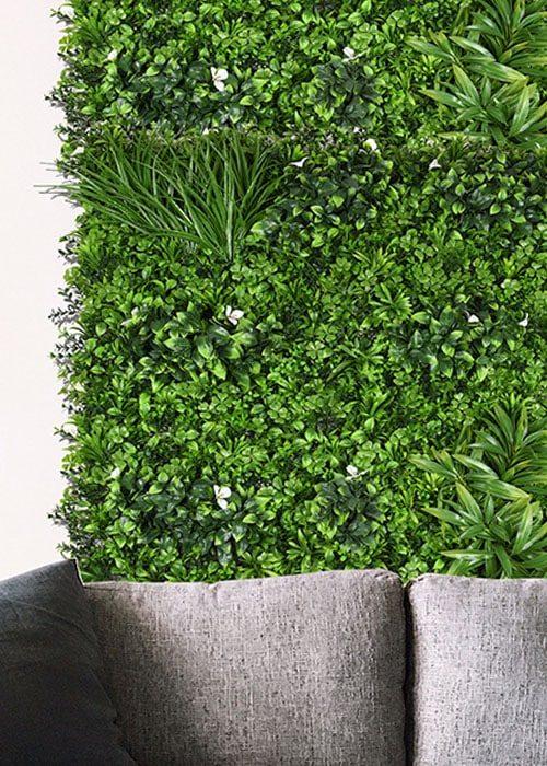 jardin vertical en casa