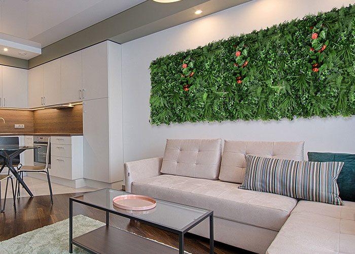 jardin vertical salon